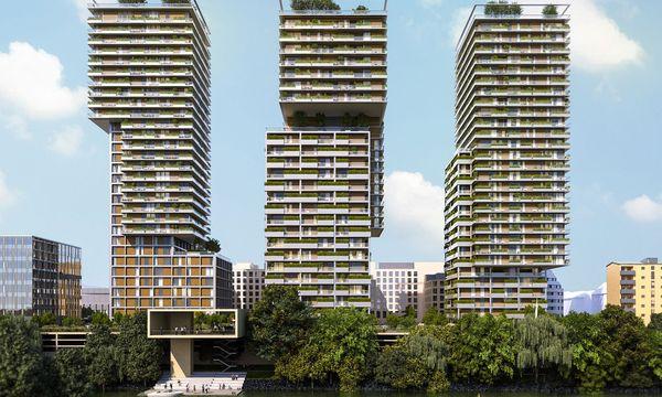 Trotz regem Wohnbau fehlen 14.000 Wohnungen / Bild: APA/SORAVIA GROUP/ZOOMVP