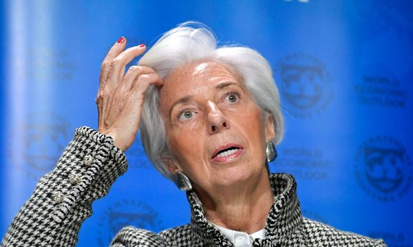 Christine Lagarde: Es wäre nicht klug, Kryptowährungen durchweg abzulehnen / Bild: AFP (FABRICE COFFRINI)