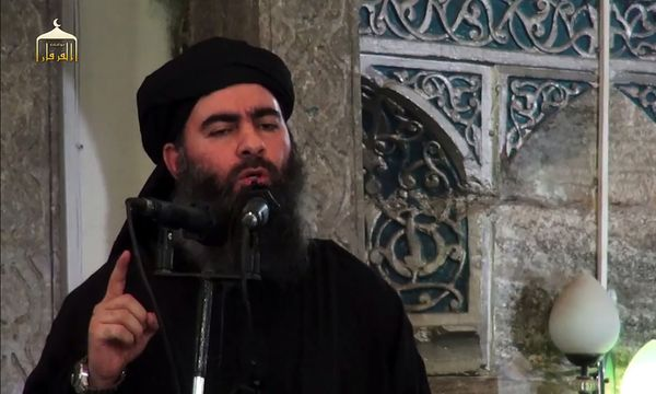 Abu Bakr al-Baghdadi  / Bild: APA/AFP/AL-FURQAN MEDIA/STR