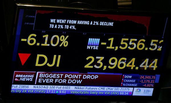 """""""Goldlöckchen""""-Szenario der Investoren ging nicht auf / Bild: REUTERS"""