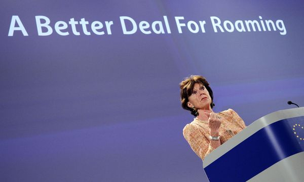 verschiebt Vorschlag RoamingGebuehren / Bild: (c) REUTERS (� Yves Herman / Reuters)