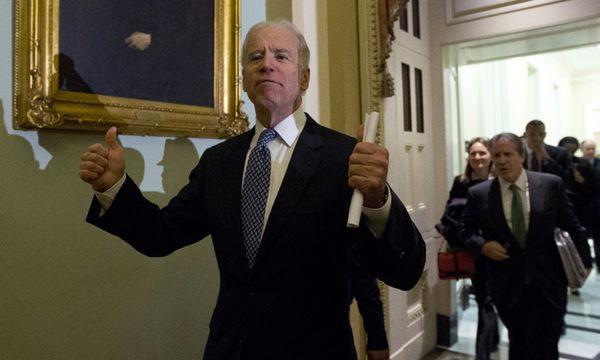 Vizepräsident Joe Biden  / Bild: (c) AP (Alex Brandon)