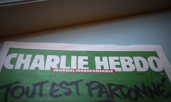Das Cover des bisher letzten ''Charlie Hebdo''-Hefts / Bild: (c) REUTERS (CARLO ALLEGRI)