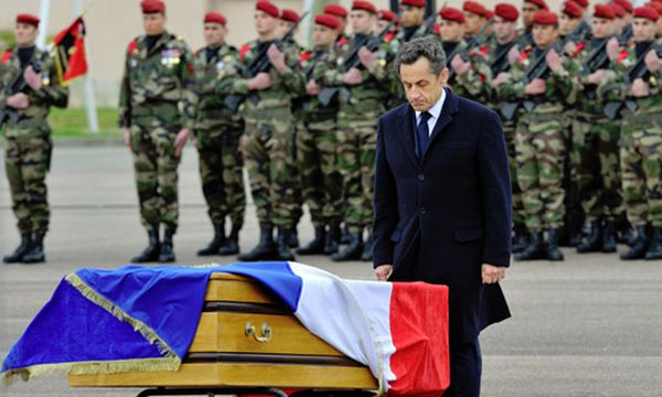 Der französische Präsident Nicolas Sarkozy / Bild: (c) Reuters/PHILIPPE WOJAZER
