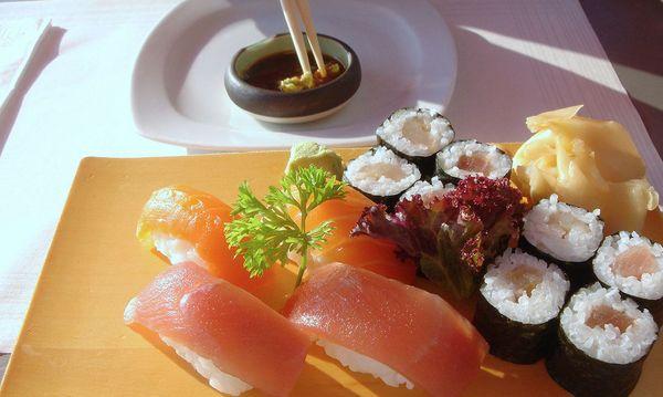 Maki und Sushi / Bild: www.BilderBox.com