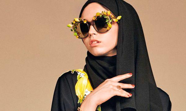 (c) Beigestellt Luxuriös. Dolce & Gabbana richtet sich an die arabische Welt.