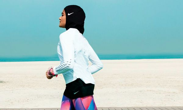 """(c) Beigestellt Der """"Pro Hijab"""" von Nike kommt im Frühjahr 2018."""
