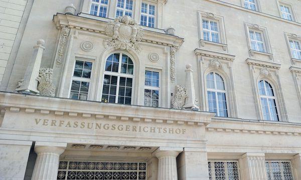 Verfassungsgerichtshof / Bild: (c) Clemens Fabry (Presse)