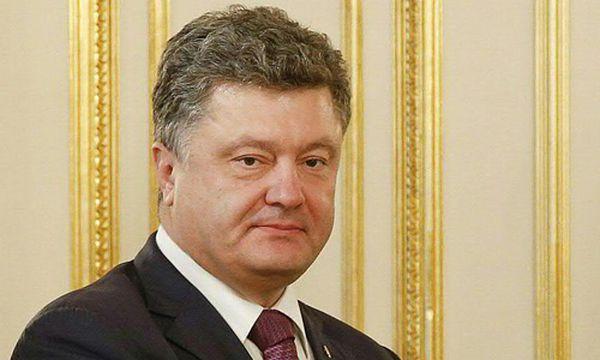 Poroschenko  / Bild: (c) APA/BKA/ANDY WENZEL