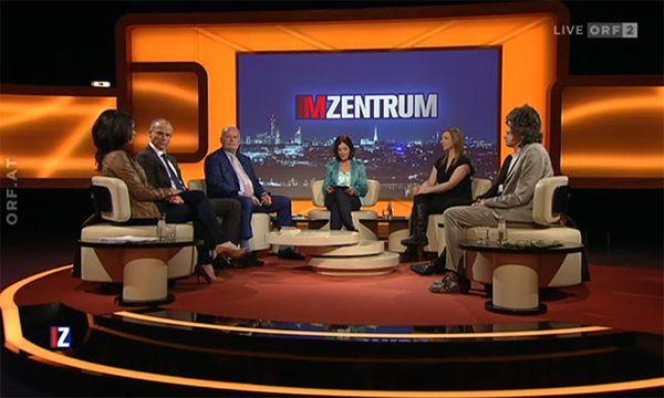 Der Österreichische Frauenring kritisiert die ORF-Sendung ''Im Zentrum'' / Bild: (c) Screenshot von der ORF-TVthek