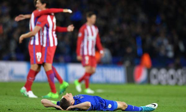 Atletico jubelt / Bild: APA/AFP/BEN STANSALL