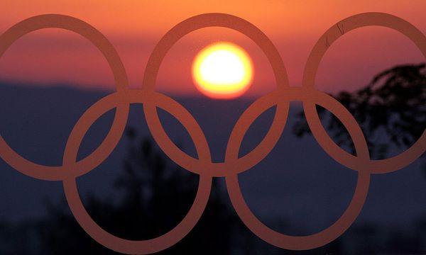 Olympische Ringe / Bild: (c) EPA (Stylianos Axiotis)