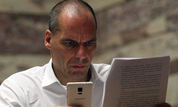 Varoufakis wollte angeblich zur Drachme zurückkehren / Bild: APA/EPA/ALEXANDROS VLACHOS