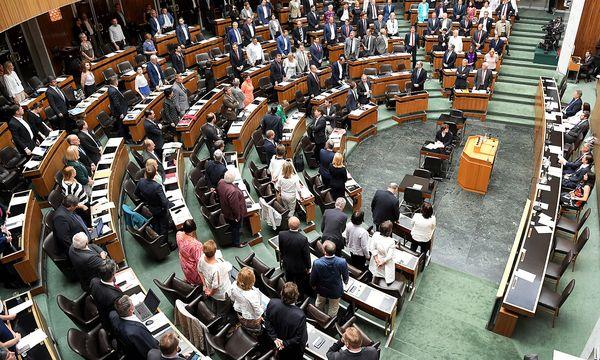 Der Nationalrat am Donnerstag / Bild: APA/ROLAND SCHLAGER