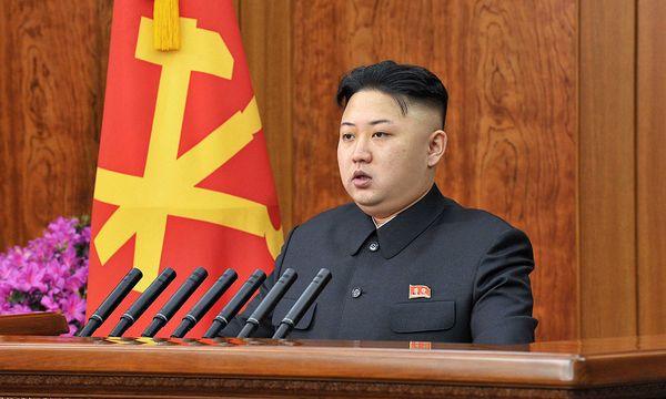 Kim Jong-un / Bild: (c) REUTERS (KCNA)