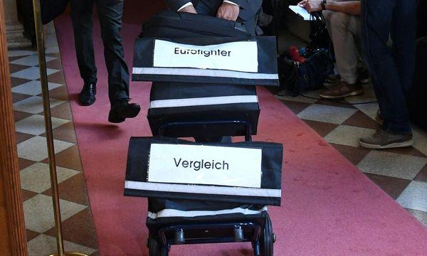 Symbolbild: Eurofighter-U-Ausschuss / Bild: APA/HELMUT FOHRINGER