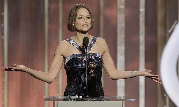 Jodie Foster sorgte bei den Golden Globes für Furore  / Bild: (c) REUTERS (HANDOUT)