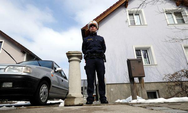 Blutbad Drei Tote Einfamilienhaus / Bild: (c) Die Presse (Clemens Fabry)