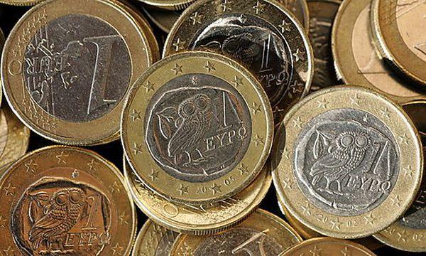 Euro / Bild: (c) EPA (Orestis Panagiotou)