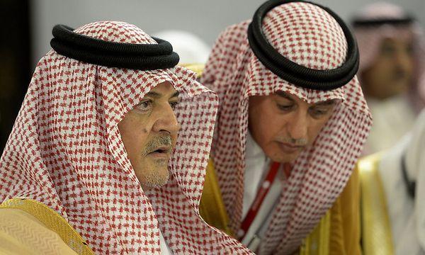 Der saudische Außenminister Saud al-Faisal / Bild: EPA
