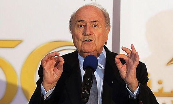 Joseph Blatter / Bild: (c) EPA (Mohamed Messara)