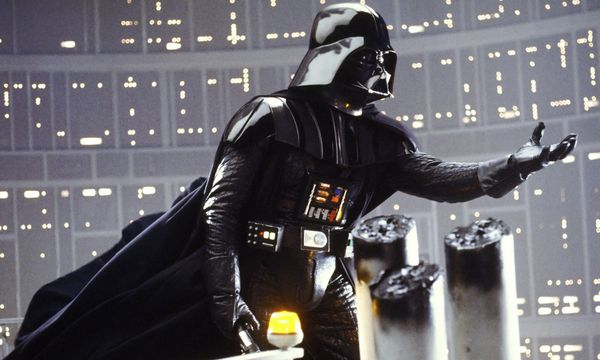 (c) Darth Vader in Episode V. / Bild: (c) Lucasfilm, Ltd