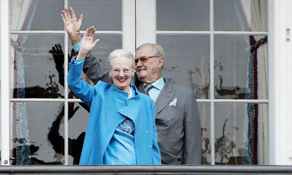 Monarchin Margrethe mit Prinz Henrik / Bild: (c) REUTERS (Scanpix Denmark)