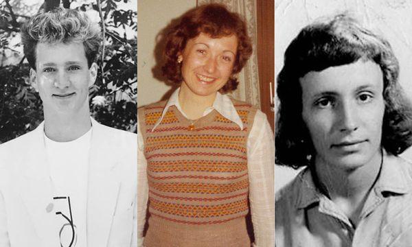 Drei der Spitzenkandidaten in ihrer Studienzeit  / Bild: (c) privat