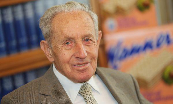 Carl Manner, Aufsichtsratsvorsitzender der Josef Manner & Comp. AG / Bild: Manner/Noll