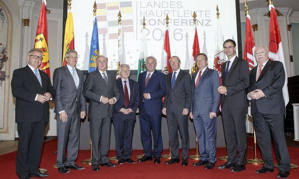 Archivbild: Landeshauptleutekonferenz 2016 / Bild: APA/ERWIN SCHERIAU
