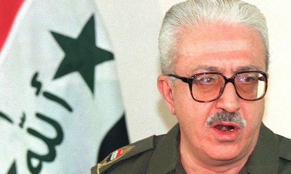 Tarek Aziz (Archivbild) / Bild: (c) EPA (Karim Sahib)