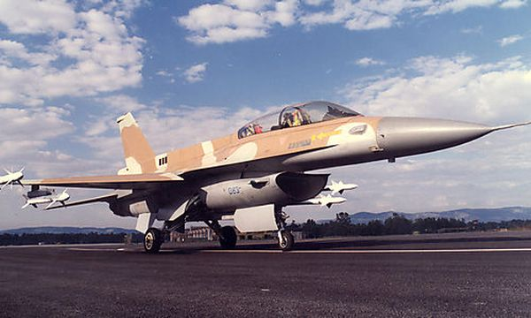 F-16 / Bild: (c) AP (Ho)