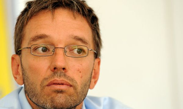 FPÖ-Generalsekretär Kickl gab Nebenjobs nicht an / Bild: FPÖ-Generalsekretär Herbert Kickl (c) Die Presse (Clemens Fabry)
