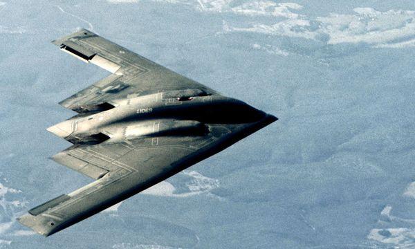 B-2-Bomber / Bild: (c) AP (GARY ELL)