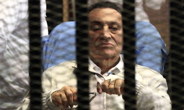 Ägyptens Ex-Diktator Hosni Mubarak könnte demnächst freikommen. / Bild: (c) REUTERS (STRINGER/EGYPT)