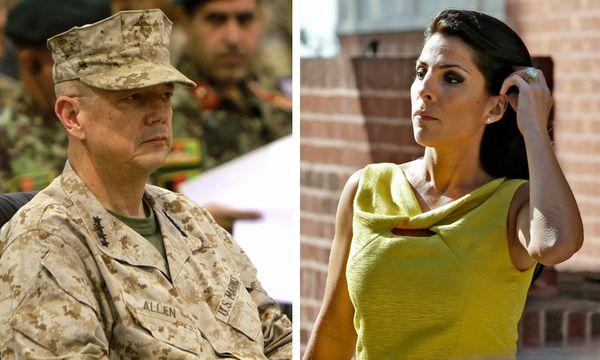 John Allen, Jill Kelley / Bild: Petraeus-Affäre: Ermittlungen auch gegen General Allen