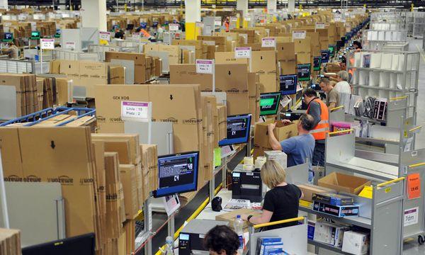 Amazon / Bild:  c EPA UWE ZUCCHI