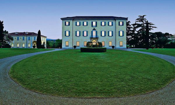 (c) beigestellt  Das Furla-Headquarter in Bologna.