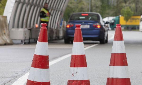 Grenzkontrollen sind nur noch bis November erlaubt. / Bild: (c) imago/Roland M�hlanger (Bildagentur Mühlanger / Roland)