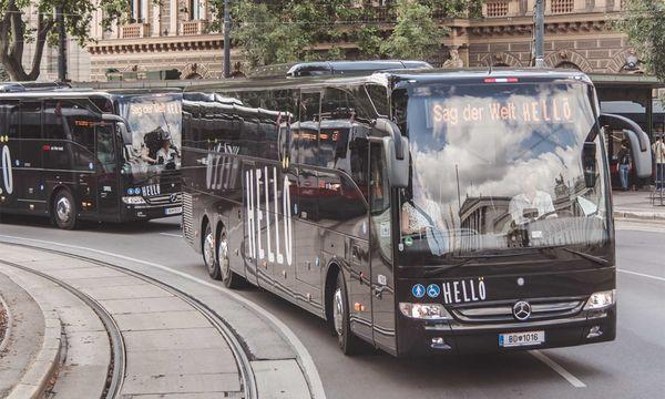Die ÖBB sind mit der Hellö-Busflotte in den Kampf um die Fernbuskundschaft eingestiegen.  / Bild: ÖBB