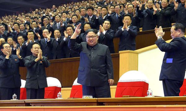 Nordkoreas Machthaber Kim Jong-un. / Bild: APA/AFP/KCNA VIA KNS/-