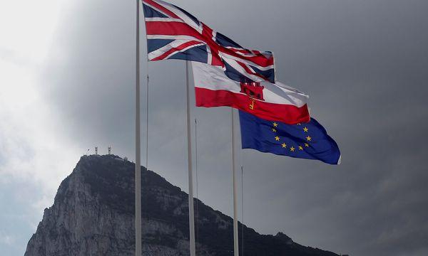 Gibraltar mit seinem Affenfelsen könnte zum Brexit-Härtetest werden. / Bild: REUTERS