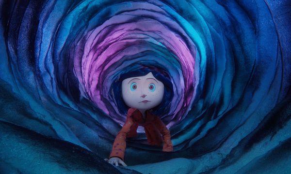 """Schön schaurig: """"Coraline"""". / Bild: Focus Features"""