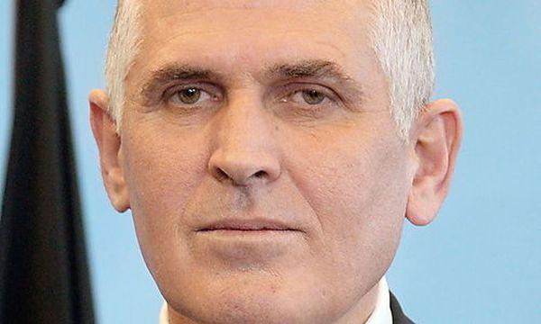 Der kosovarische Innenminister Bajram Rexhepi / Bild: (c) EPA (Wolfgang Kumm)