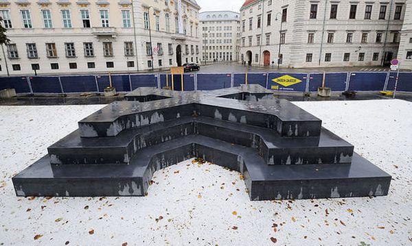 Archivbild: Das Deserteursdenkmal in Wien /
