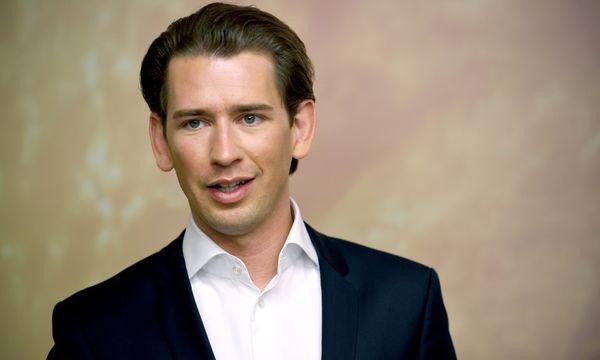 ÖVP-Chef Sebastian Kurz. / Bild: (c) Die Presse (Clemens Fabry)