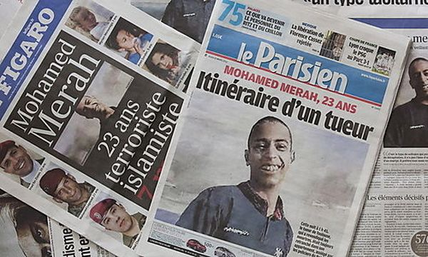 Attentäter von Toulouse filmte alle seine Taten  / Bild: (c) EPA (Ian Langsdon)