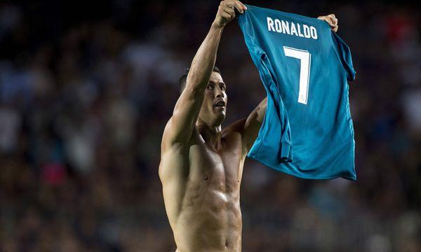 Vamos, Ronaldo! / Bild: APA/AFP/STRINGER