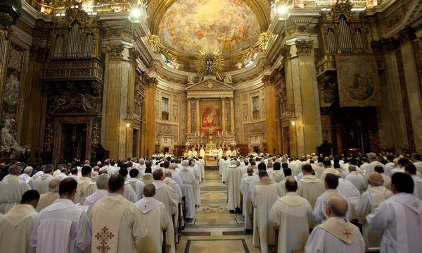 Jesuitenorden / Bild: EPA