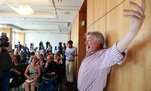 Michael O'Leary und Ryanair sind auf Wachstumskurs. / Bild: APA/AFP/ODD ANDERSEN